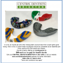 Central Dentists Brighton Mouth Guard Special