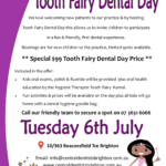 Tooth Fairy Dental Day 2021